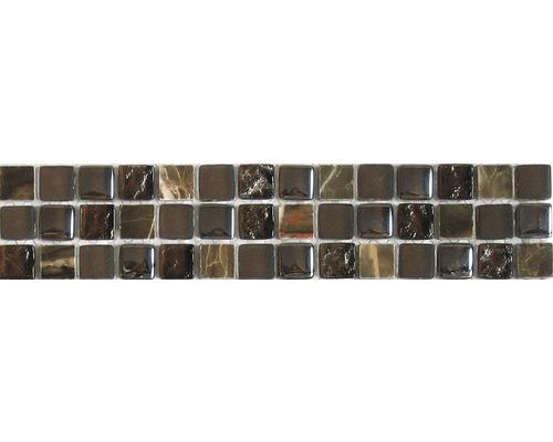 Bordure Tuscany, marron, 29,8x4,8 cm