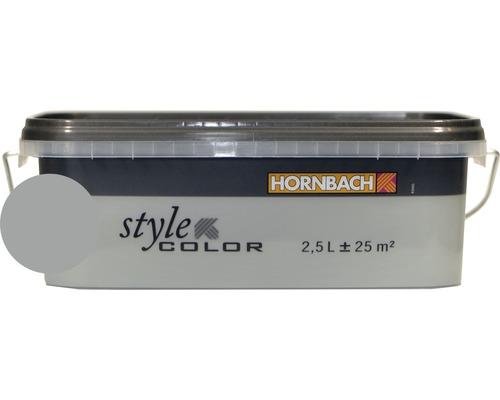 Peinture pour murs StyleColor acier 2,5 l