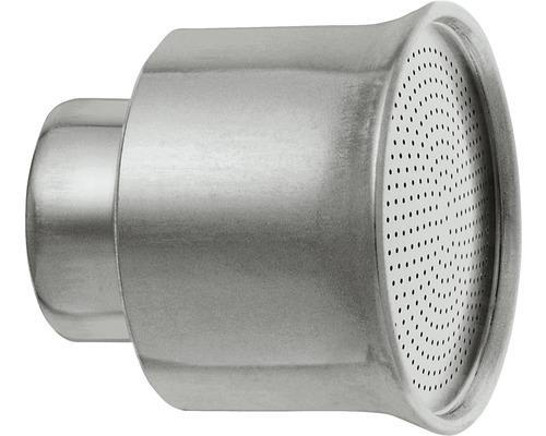 Pomme d''arrosage en métal léger avec perforations 0.7mm