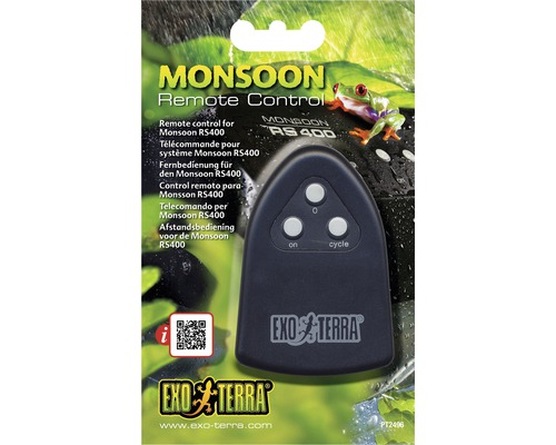 Télécommande Exo Terra Monsoon RS400