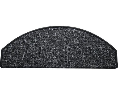 Marchette d''escalier Ballade anthracite 28x65 cm