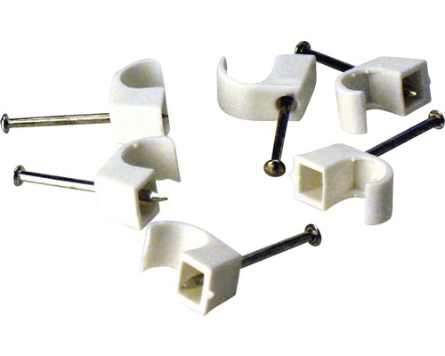 Collier express 7-12 mm blanc 250 pièces