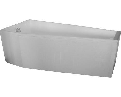 Support de baignoire pour baignoire Miniform droite 1570x750mm