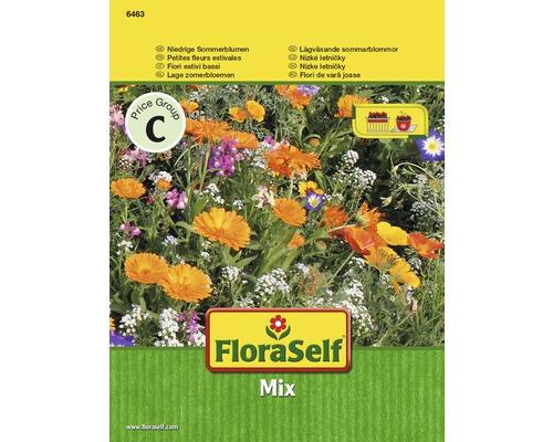 Mélange de fleurs d''été basses Semences de fleurs FloraSelf®