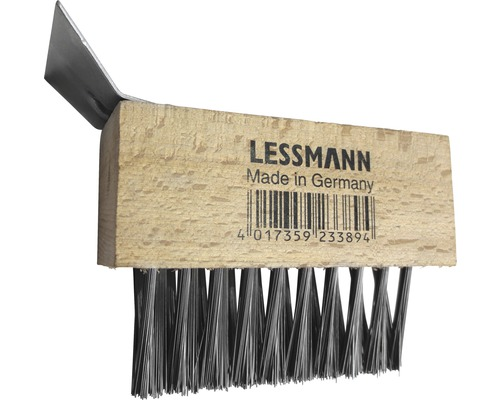 Tête de brosse Lessmann 2 en 1