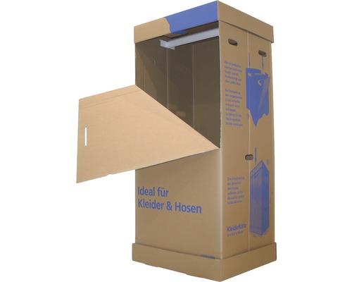 Armoire à vêtements Carton ondulé 595x510x1350 mm