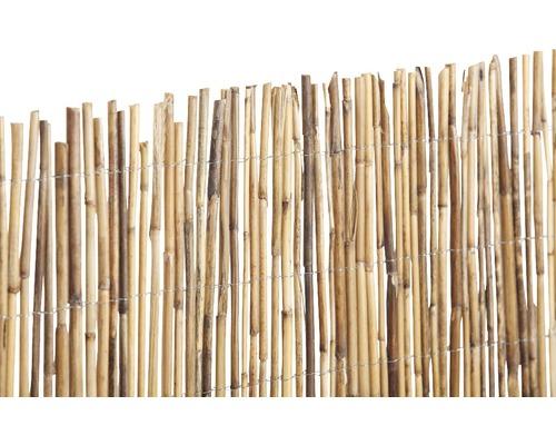 Brise-vue bambou 500x100 cm