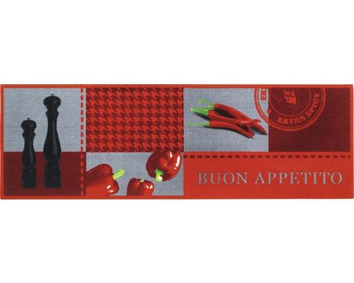 Tapis de cuisine Cook&Wash Poivre 50x150 cm