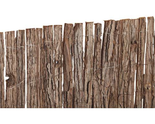 Brise-vue en écorce de pin 500 x 100 cm