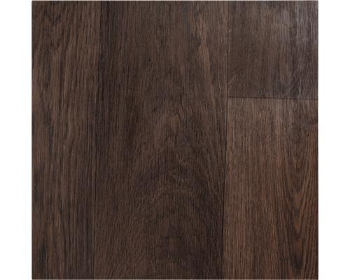 PVC Puccini Stabparkett nussbaum 400 cm breit (Meterware)