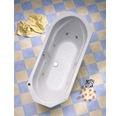 Whirlpool Typ 3 Diadem 170x75 cm weiß