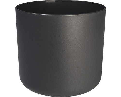 Pot de fleurs elho b. for soft, plastique, Ø 22 H 20 cm, anthracite-0