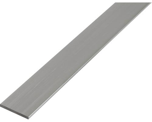 Tige plate en aluminium 50x3mm, 2m