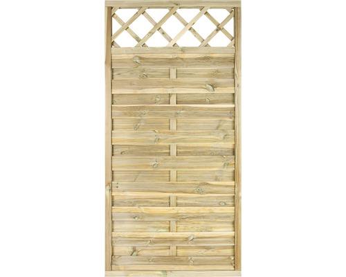 Élément de clôture Molina 90x180cm, traité en autoclave par imprégnation