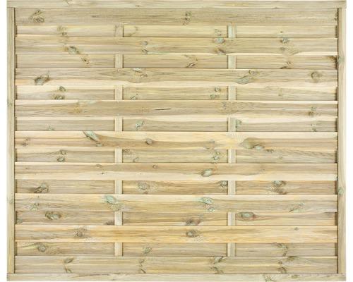Élément de clôture Ancona 179 x 149 cm, traitement en autoclave