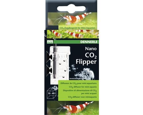 Appareil d''alimentation en CO2 DENNERLE Nano Flipper