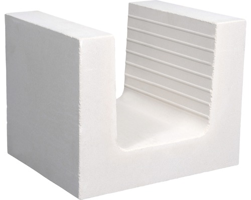 Brique silico-calcaire en U KS 240x300x238 10DF