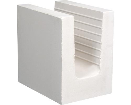 Brique silico-calcaire en U KS 240x175x238 6DF