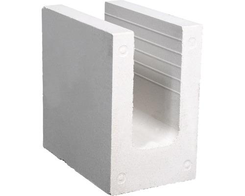 Brique silico-calcaire en U KS 240x150x238 5DF