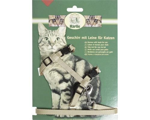 Katzengeschirr Karlie Art Sport 10 mm, 110 cm beige