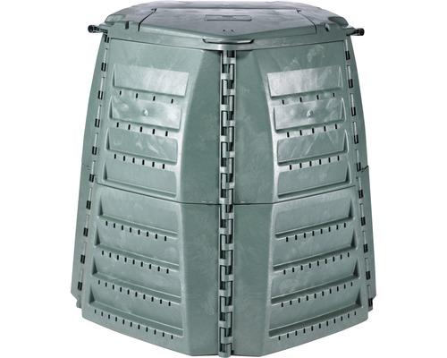 Composteur thermique Graf Thermo-Star 600l, vert