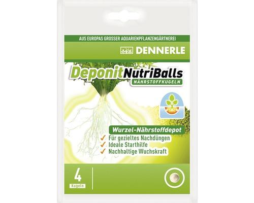 Dennerle Deponit NutriBalls 4 pièces