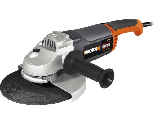 Meuleuse d angle Worx 2300 W - HORNBACH Luxembourg b43208fbb57c