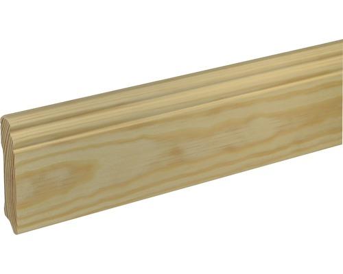 Plinthe SF280 épicéa/pin brut 19x96x2400 mm
