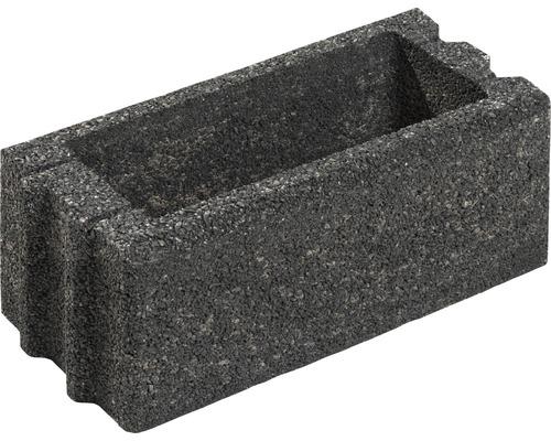 Pierre de construction iBrixx System brique pleine quartzite 50x25x20cm-0