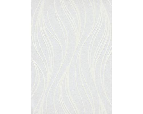 Papier Peint Intisse 3d Rollover Vision Geometrique Blanc