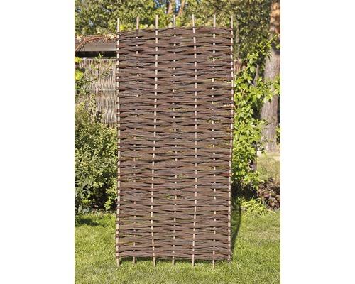 Panneau en bois osier/noisetier 90x180 cm
