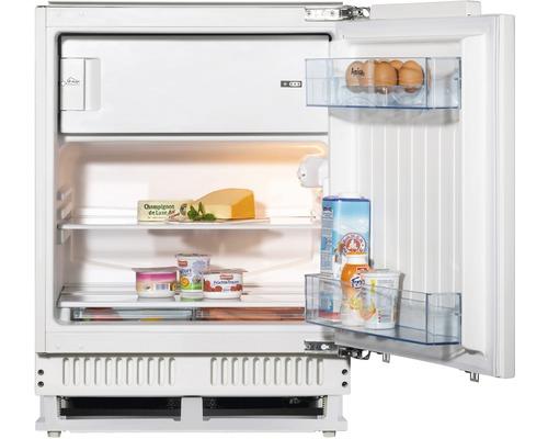 Réfrigérateur avec compartiment de congélation Amica UKS 16158 lxhxp 59.6 x 81.8 x 55 cm compartiment de réfrigération 95 l compartiment de congélation 16 l