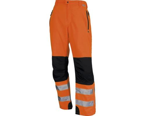 Pantalon de sécurité Hekla orange fluo, taille M