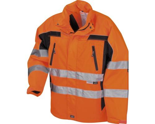 Veste de sécurité Tambora orange fluo, taille M