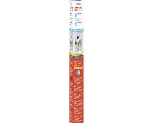 Moustiquaire porte persienne XL tesa Insect Stop Standard sans perçage anthracite 120x250 cm