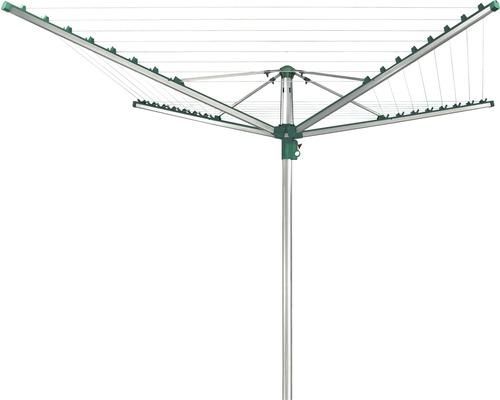 Séchoir-parapluie Leifheit Linomatic 400 comfort, aluminium