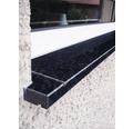 Fensterbank Gabbro black 101x30 cm