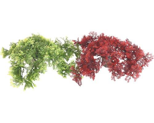 Sydeco Plante en plastique Tropical mousse 8 cm