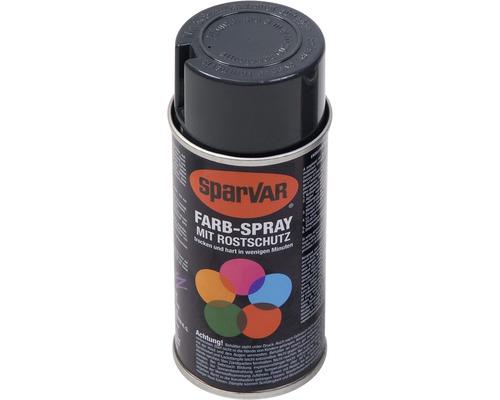 Spray de peinture RAL 7016 150ml, anthracite