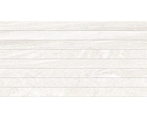 Carrelage décoratif Sahara blanco, 32x62,5 cm