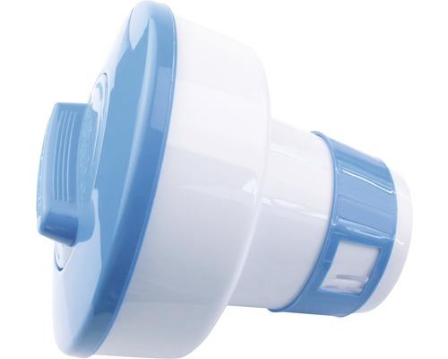 Flotteur de dosage pour piscine pour 200 g de comprimés