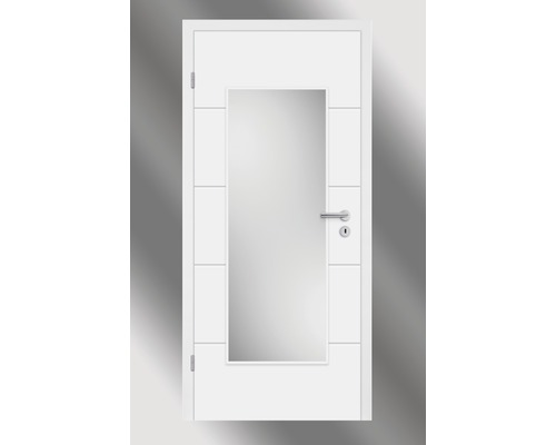 zimmert r pertura perla 05 wei lack 73 5x198 5 links la hd ohne glas hornbach luxemburg. Black Bedroom Furniture Sets. Home Design Ideas