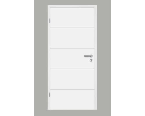 Portes intérieures & huisserie