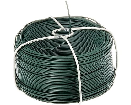 Fil en acier 1201 VZ GU, 1,2 mm/50 m, vert
