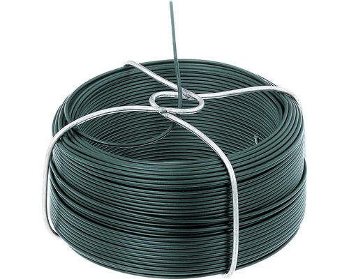Drahtspule 1201 VZ GU, 1,4 mm/50 m, grün