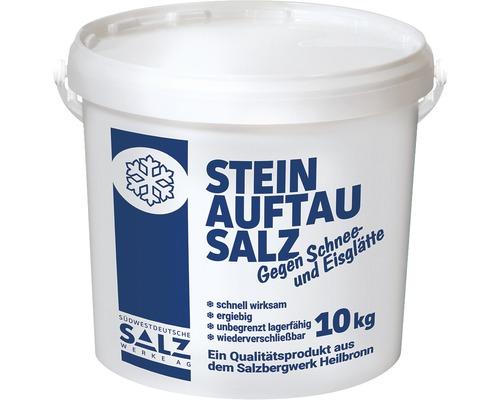 Seau de sel de déneigement 10kg