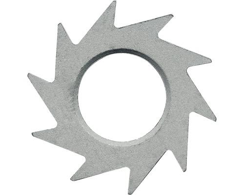 Fraise circulaire étoile en carbure pour Renotool ERF 14.1, lot de 9