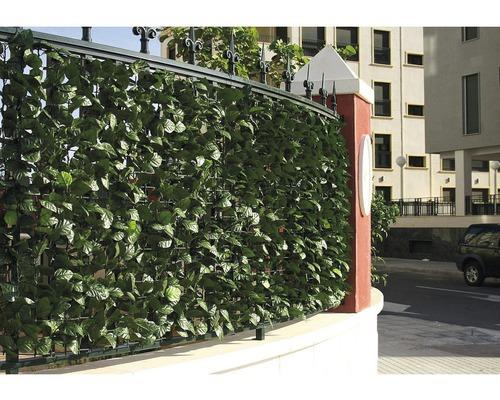 Occultation CATRAL PVC aspect lierre 300x150 cm vert