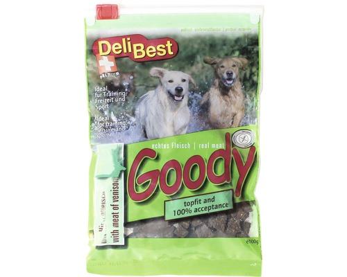 Delibest Goodys de viande au cerf 100 g