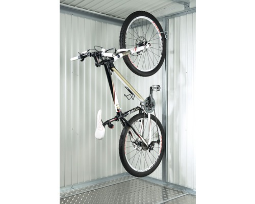 Porte-vélo biohort bikeMax pour remise à outils AvantGarde, remise à outils HighLine, remise à outils Panorama, 2 pièce